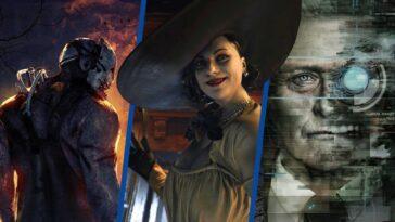 Guide: Meilleurs jeux d'horreur PS5