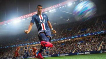 La nouvelle technologie verra 4000 nouvelles animations dans FIFA 22 en matière de défense, de tir, de passe et de dribble