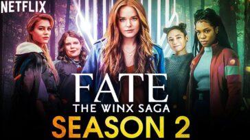 """La Production De La Saison 2 De """"fate: The Winx"""
