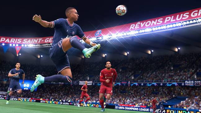 Une fuite a révélé qu'il y aura de gros changements à venir dans Ultimate Team sur FIFA 22 plus tard cette année