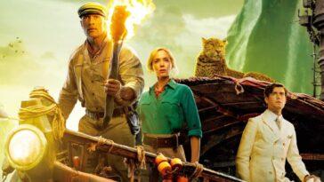 Les Premières Réactions De Jungle Cruise L'appellent Le Meilleur Film