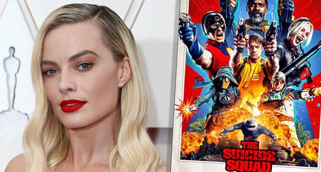 Margot Robbie dit que The Suicide Squad est l'un des