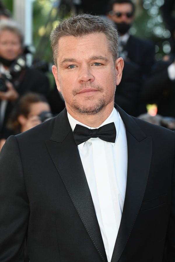 Matt Damon à Cannes 2021. Photo : (Getty)