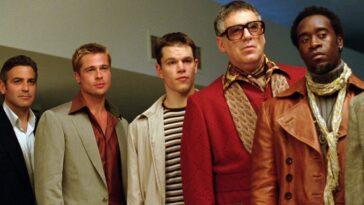 Matt Damon Est Le Jeu Pour Ocean's 14 Chaque Fois