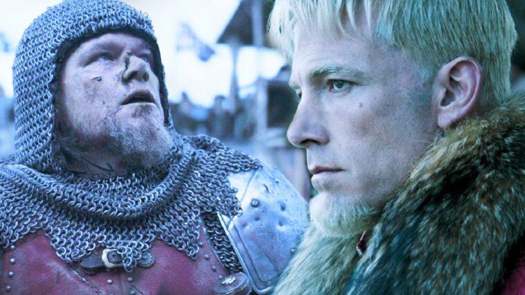 Matt Damon Réfléchit à La Dernière Réunion En Duel Avec