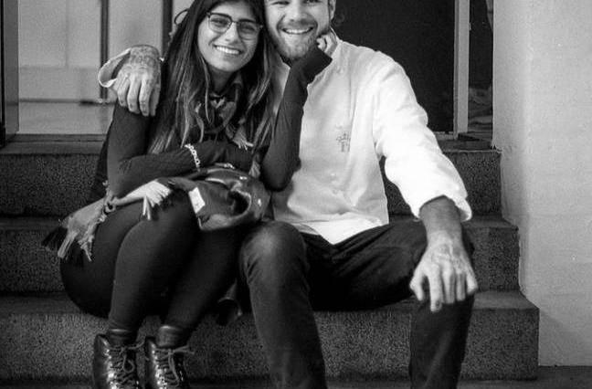 Le couple a craché sur des différences «insolubles».  Crédit : Instagram/Mia Khalifa