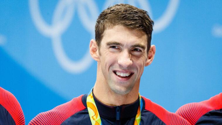 """Michael Phelps se demande s'il reviendrait un jour à la natation : """"Tout pour mes enfants"""""""