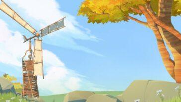 Mini Review : Winds & Leaves (PSVR) – Un rêve de sylviculteur en réalité virtuelle