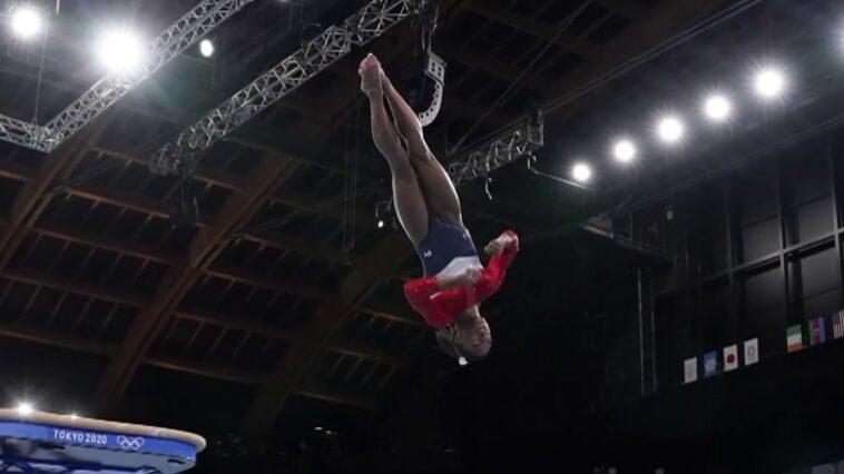 MyKayla Skinner participera à la finale du saut de cheval aux Jeux olympiques : «C'est l'heure, bébé!»