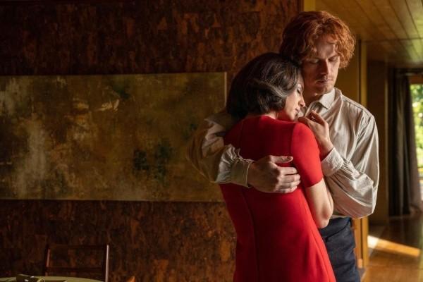 Jamie et Claire doivent rétablir l'ordre dans leur famille.  Photo: (Starz Play)