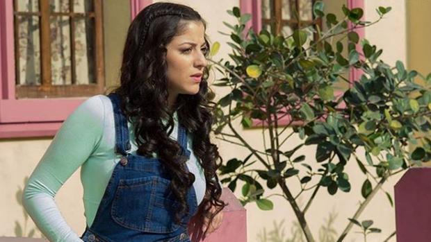 L'actrice comme Sofia Bravo Gutiérrez.  (Photo: Amérique TV)