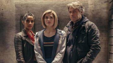 Jodie Whittaker est devenue la première femme à jouer le Docteur