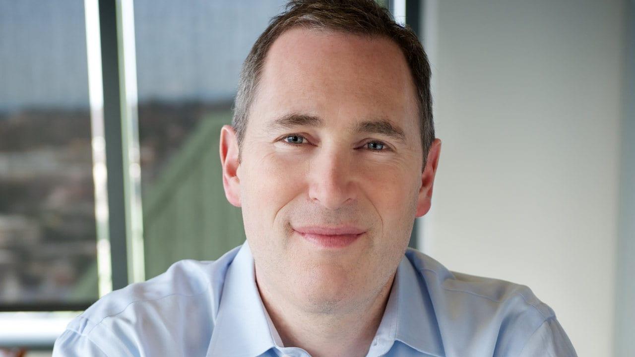 Nouveau PDG d'Amazon, Andy Jassy.  Image : Amazon