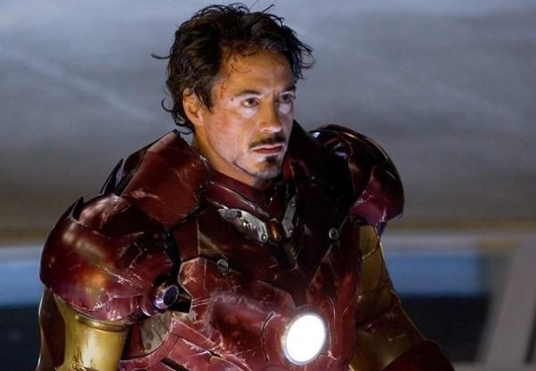 Robert Downey Jr dans le rôle d'Iron Man. Photo: (IMDB)
