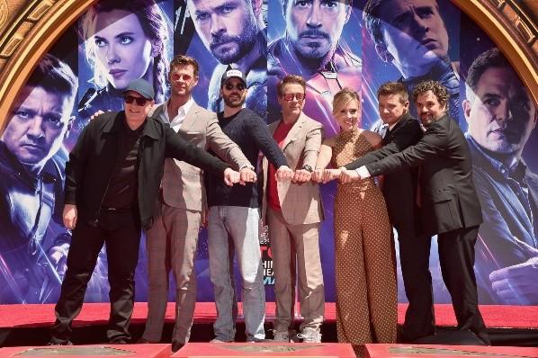 Le casting de Marvel.  Photo: (Getty)