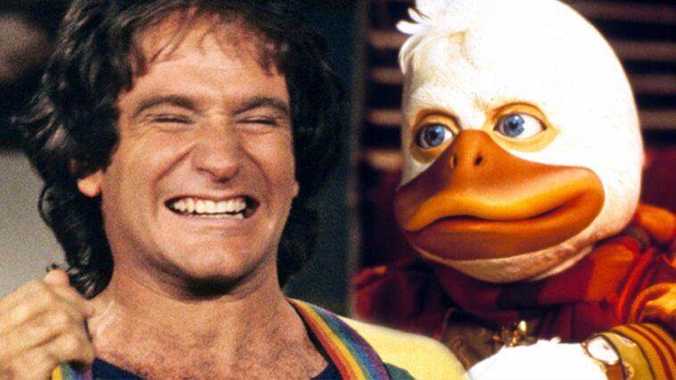 Robin Williams était Censé être Howard Le Canard, Mais Il