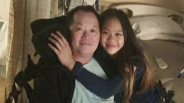 """Suni Lee réagit à la vidéo d'une famille folle de sa victoire : """"Les gens pour qui je fais tout ça"""""""
