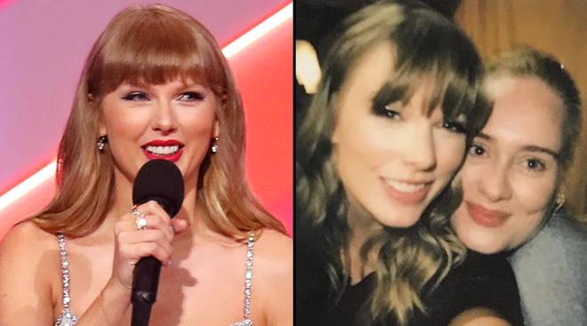 Taylor Swift sort-elle une chanson avec Adele ?