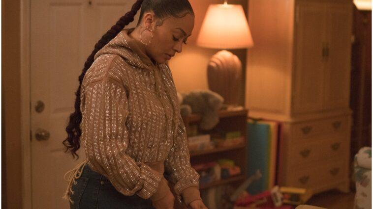 'The Chi': pourquoi la star de 'Power' La La Anthony a choisi de jouer au Dom