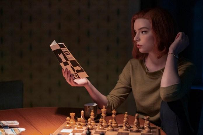 Le Gambit de la Reine Saison 2