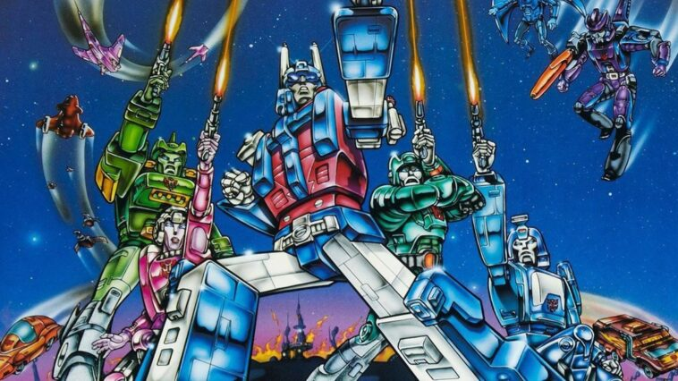 The Transformers: The Movie Returns To Theaters En Septembre Pour