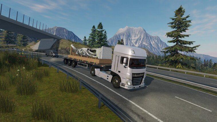Truck Driver: Premium Edition fait un arrêt sur PS5 en septembre