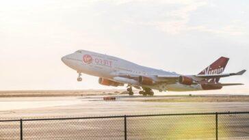 Virgin Orbit Lance Sept Satellites De Trois Clients Différents Sur