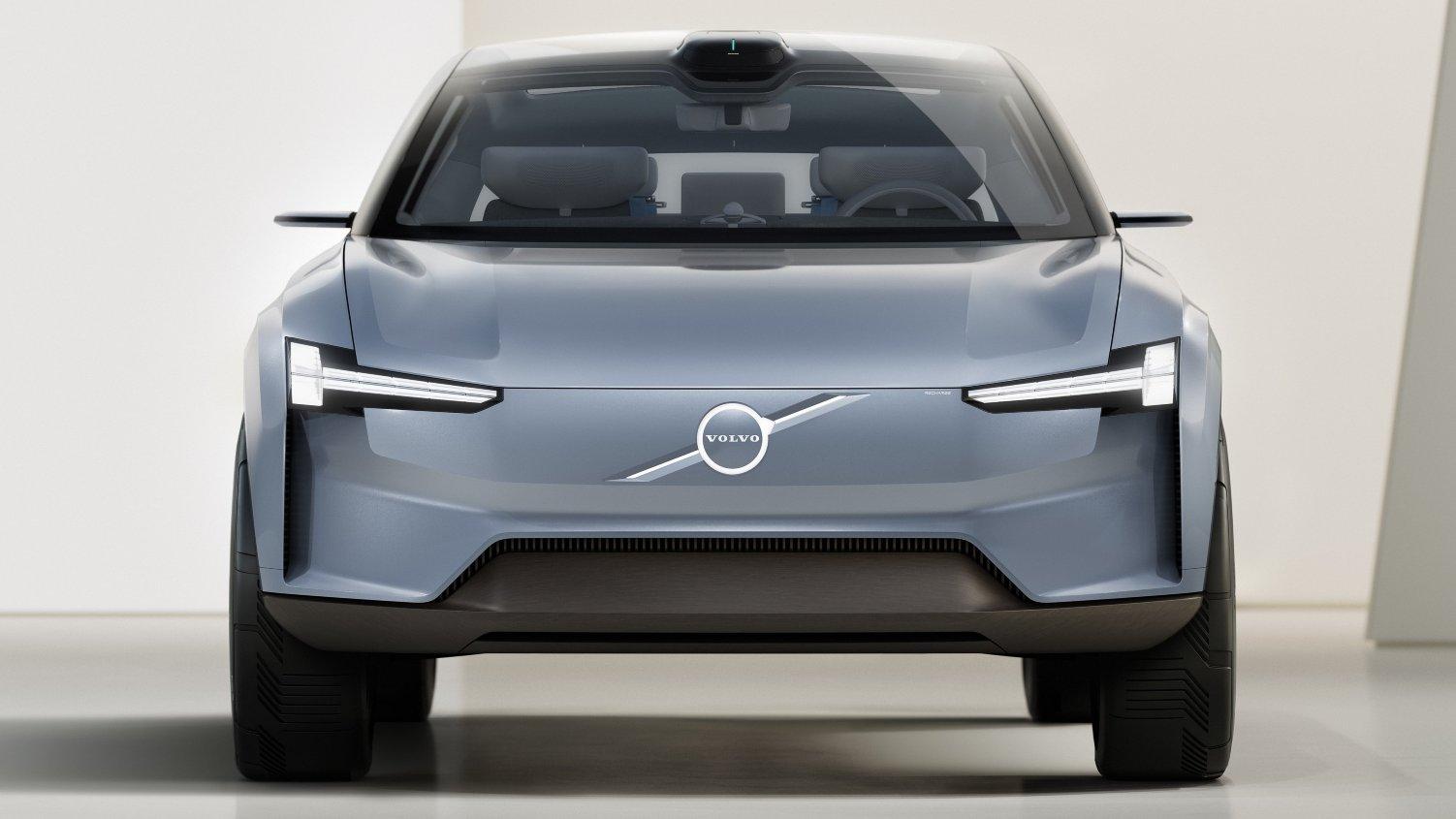 Volvo Dévoile Ses Futurs Projets Ev : Objectif D'autonomie De