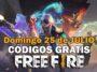 Canjear Codigos Free Fire Gratis 25 Julio 2021.jpg