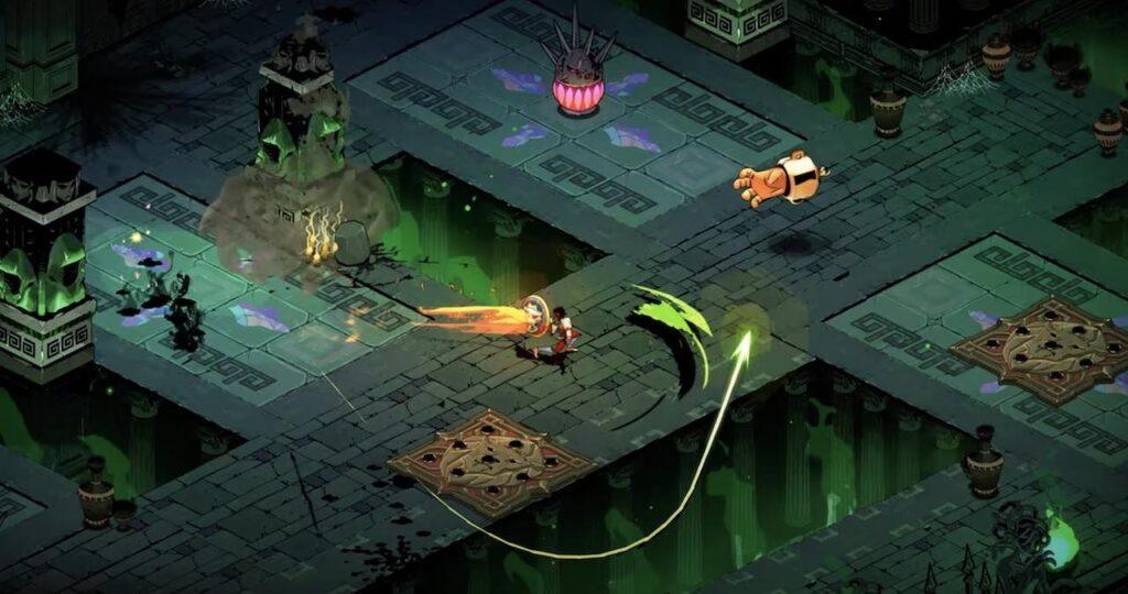 Hades Ps5 Gameplay