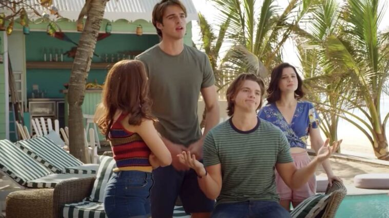 Saison 3 The Kissing Booth