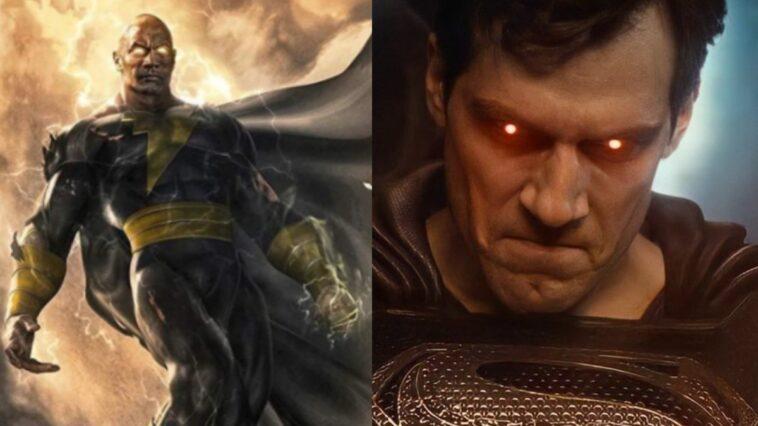 Le producteur de Black Adam aborde les rumeurs de combat contre Superman