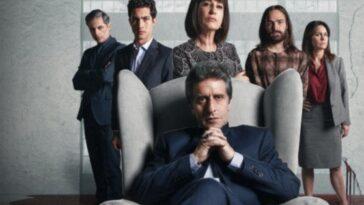 La série argentine El Reino arrive sur Netflix.  Épingle de sûreté!