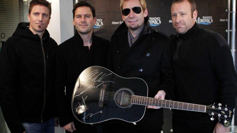 Nickelback révèle qu'il travaille sur un nouvel album