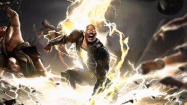 Black Adam : De nouvelles techniques VFX pour transformer The Rock en anti-héros !