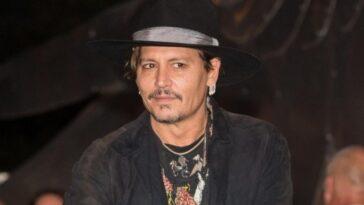 Johnny Depp a arrêté de jouer ?  Ceci est votre nouveau projet