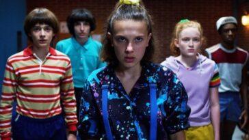 Stranger Things : un producteur a dit quand la saison 4 arrive sur Netflix