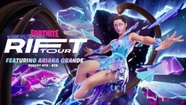 Ariana Grande sera à la tête d'un énorme concert Fortnite ce week-end