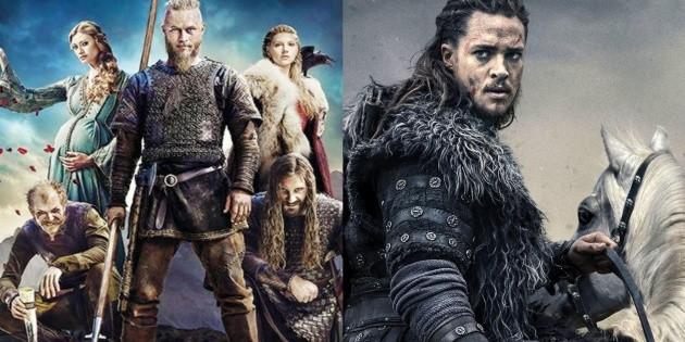 Qu'ont en commun Vikings et The Last Kingdom ?