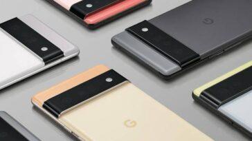 Google Annonce Pixel 6 Avec Une Puce Tensor Ai Spécialement
