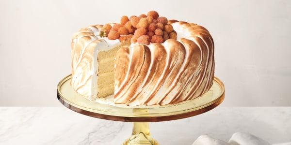 Gâteau mousse au citron de Martha Stewart