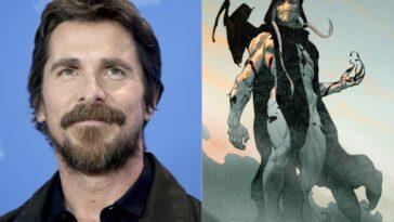 """Regardez le premier regard de Christian Bale sur """"Thor: Love and Thunder"""""""