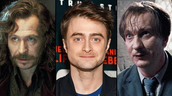 Daniel Radcliffe Aimerait Jouer Sirius Black Ou Remus Lupin Dans