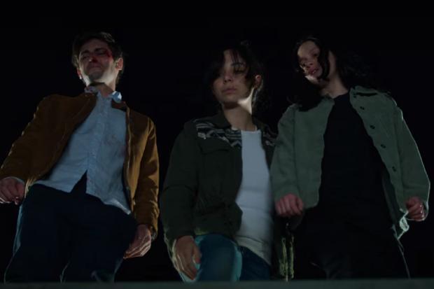 """Les protagonistes de """"Control Z"""" sont en grande difficulté (Photo : Netflix)"""