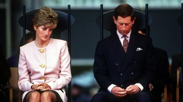 Lady Di et le prince Charles ont réussi à divorcer.  Photo: (Foire de la vanité)