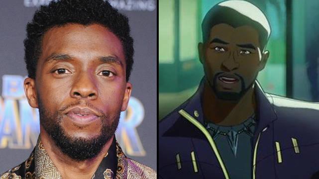 Chadwick Boseman Fait La Performance Finale En Tant Que T'challa
