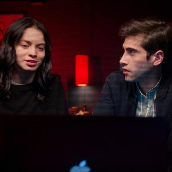 Ana Valéria Becerril habló sobre la gran química con sus compañeras.  Foto: (Netflix)