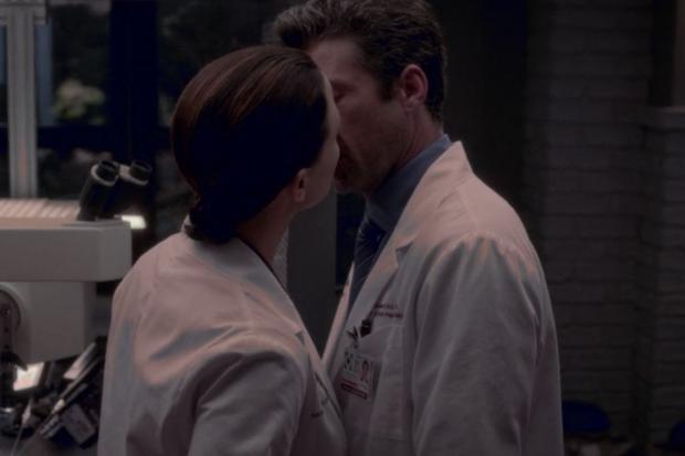 Derek Shepard a trompé Meredith avec Renee Collier (Photo: ABC)