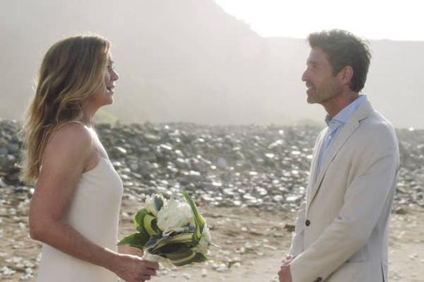 L'épisode 'Good as Hell' (17x13) a marqué la dernière apparition de Derek dans la série.  (Photo : ABC)