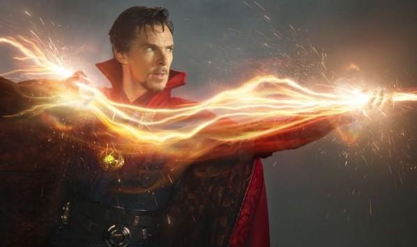 Docteur Strange dans le multivers de la folie